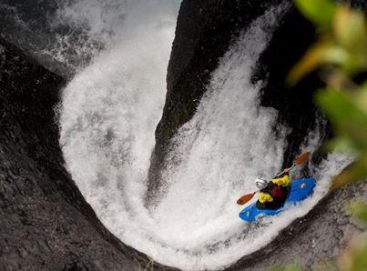 Katrina Van Wijk | Nomad Life - Waterfall 2